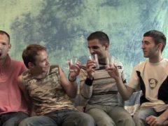 Gruppenficken unter geilen Jungs
